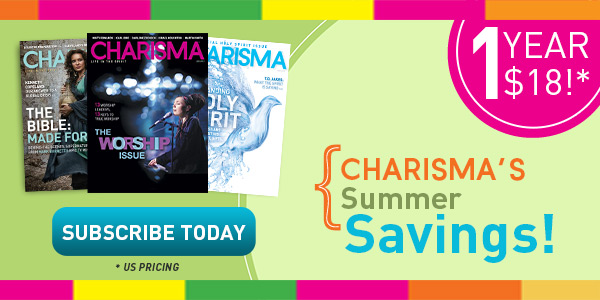 Charisma Summer Savings