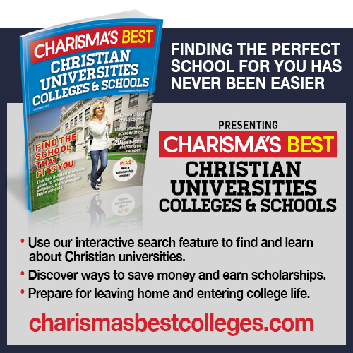 Charisma's Best Christian Universities Colleges and Schools